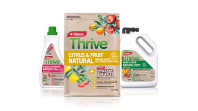 Yates Thrive Natural